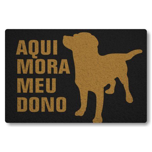 tapete-capacho-personalizado-aqui-mora-meu-dono-cachorro-preto